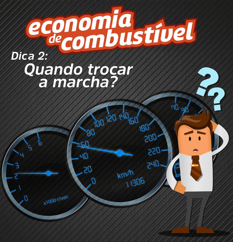 Série Economia de Combustível: DICA 2 - Quando Trocar a Marcha? 3