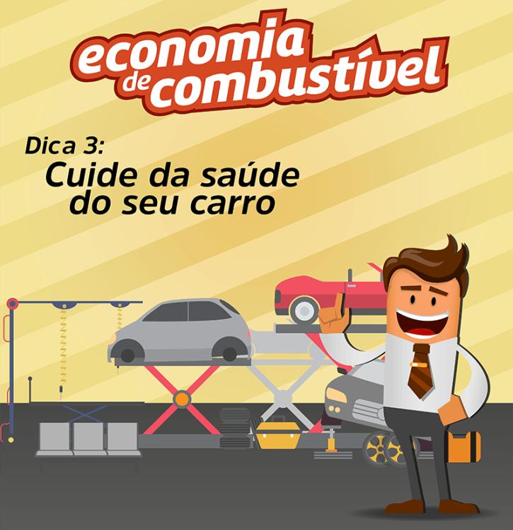 Série Economia de Combustível: DICA 3 - Cuide Da Saúde Do Seu Carro 3