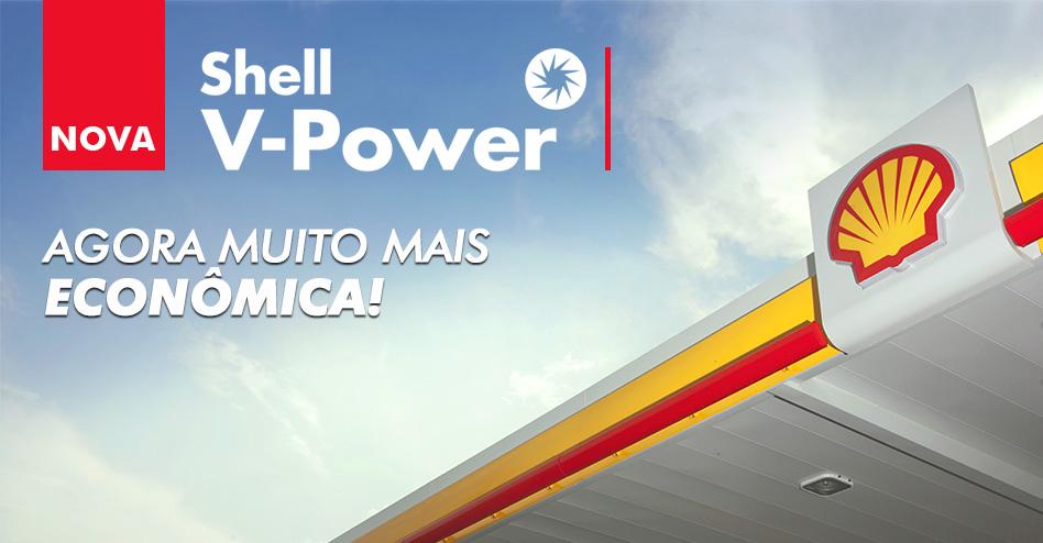 Nova Gasolina V-Power da Shell Garante Mais Desempenho e Menor Consumo 3