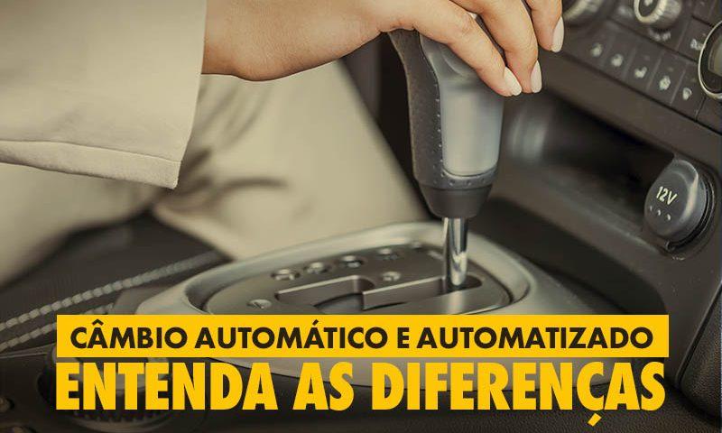 Diferenças Entre o Câmbio Automático e Automatizado 2