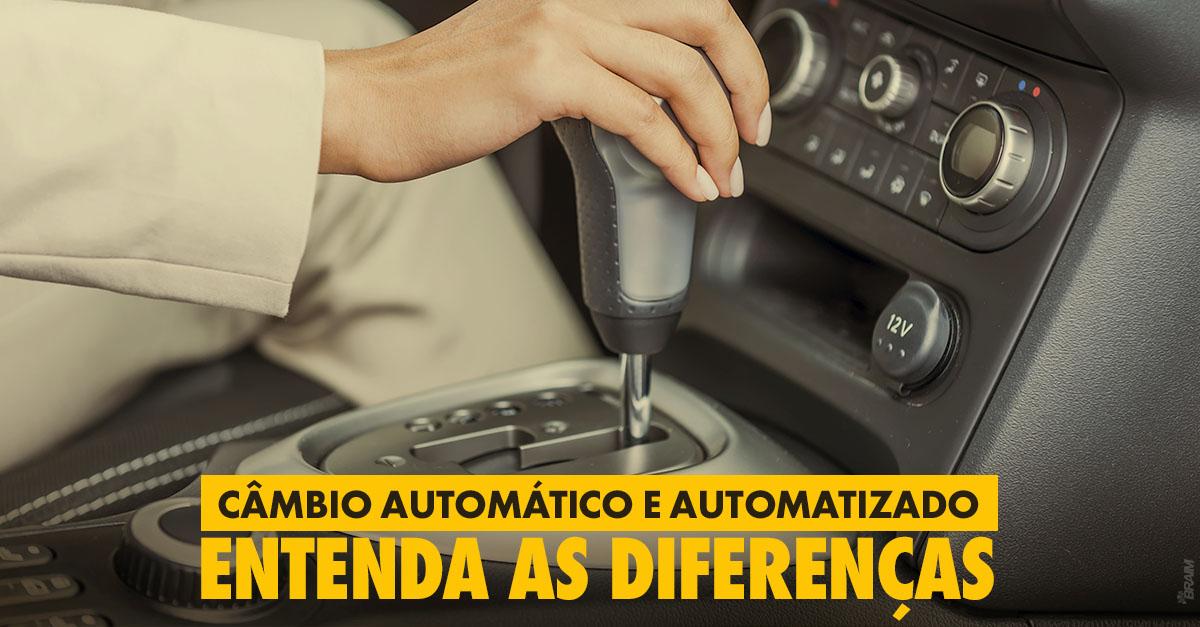 Diferenças Entre o Câmbio Automático e Automatizado 3