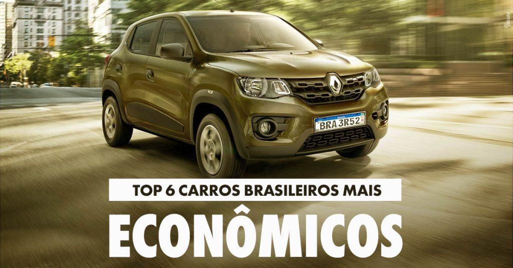 Top 6 Carros Mais Econômicos de 2019 3