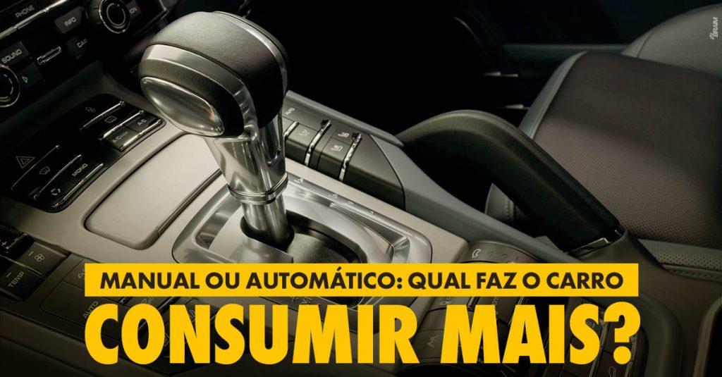 Câmbio Manual ou Automático: Qual Consome Mais Combustível? 3