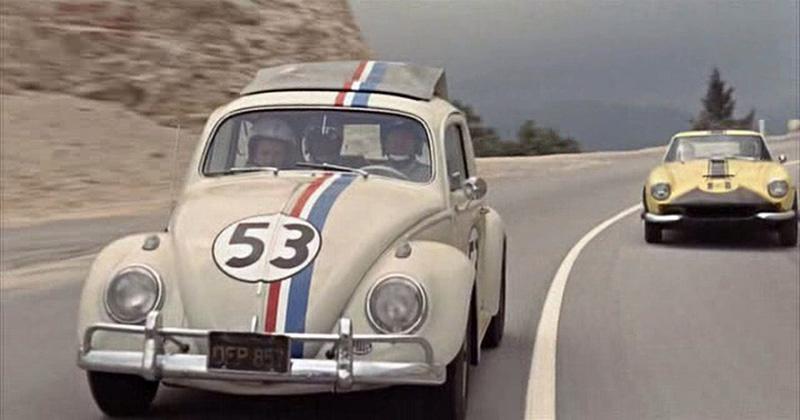 17 Carros de Filmes Famosos 16