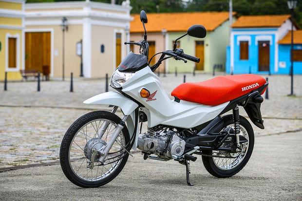 As 10 Motos Mais Baratas Vendidas no Brasil 13