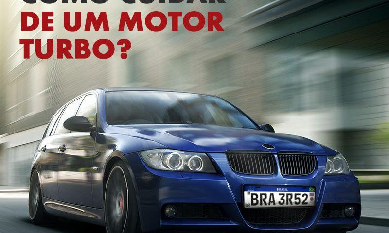Como Cuidar de um Motor Turbo? 2