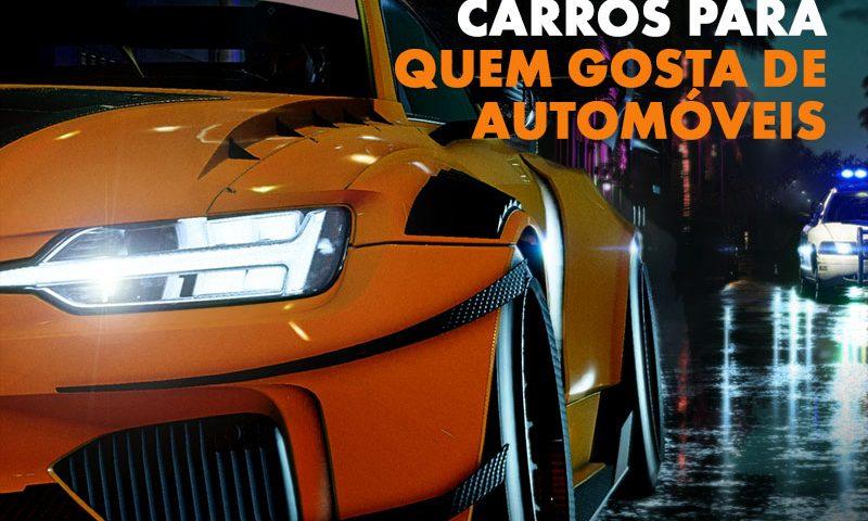 5 Jogos de Carros Para Quem Gosta de Carros 2