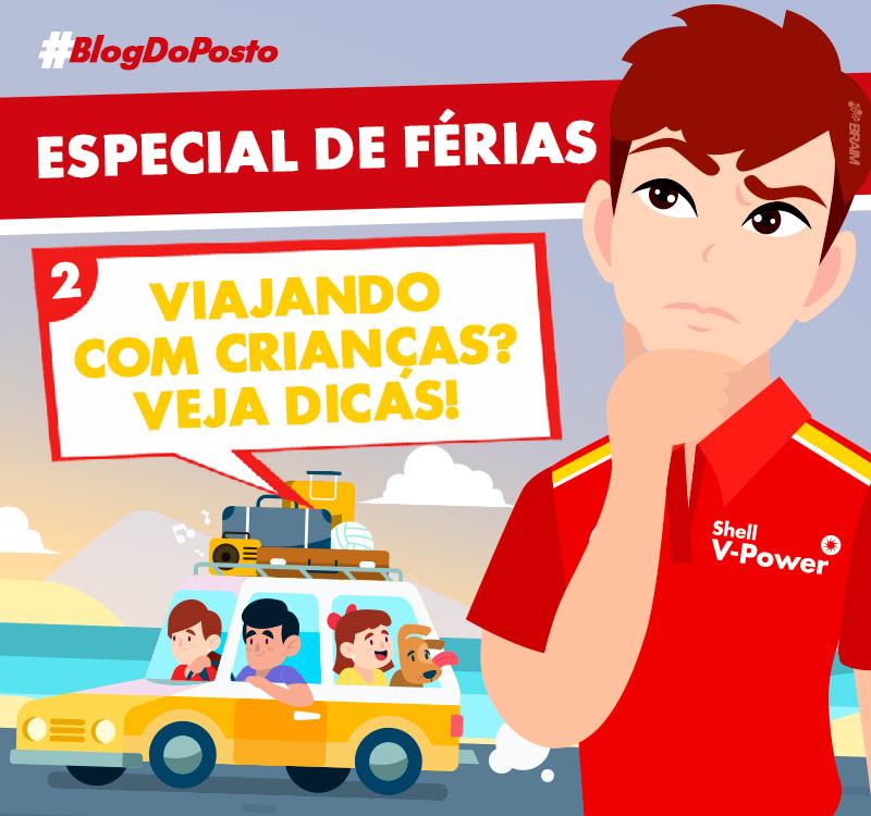 Especial de Férias - Viajando De Carro Com Crianças: Veja 5 Dicas Vitais Antes de Pegar Estrada 32