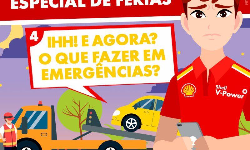 Especial de Férias - Emergência Nas Estradas: Guia de Telefones de Emergência das Rodovias 2