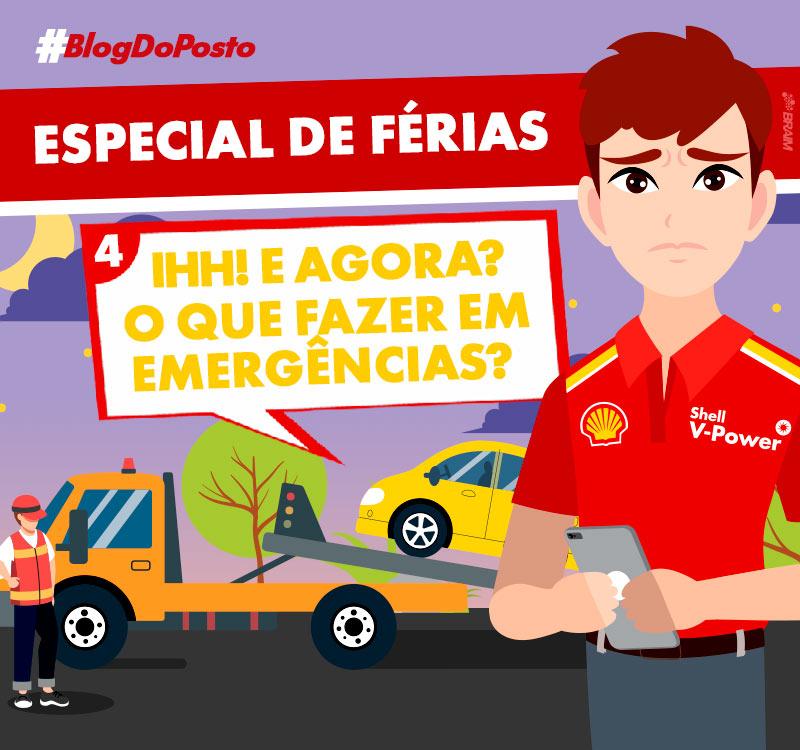 Especial de Férias - Emergência Nas Estradas: Guia de Telefones de Emergência das Rodovias 32