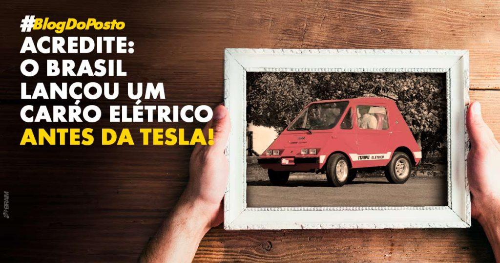 primeiro carro elétrico brasileiro