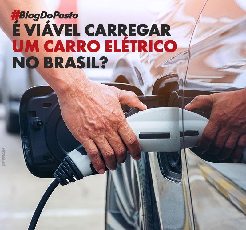 É Viável Carregar Um Carro Elétrico no Brasil? Descubra! 7