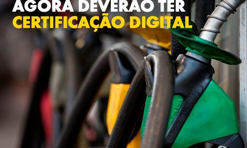 Todo Posto de Gasolina Agora Deverá ter Bombas com Certificação Digital, diz Inmetro 2