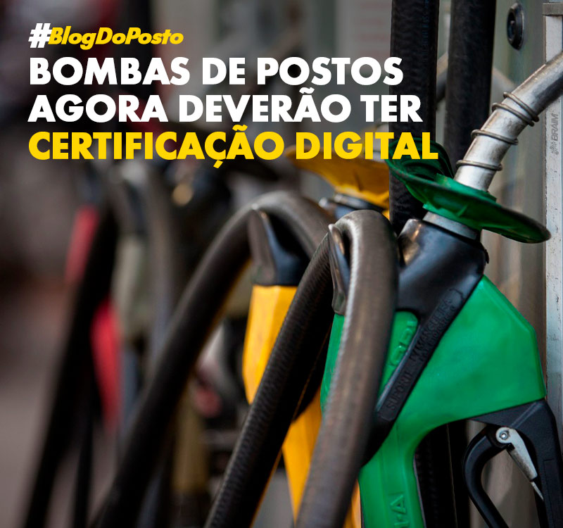 Todo Posto de Gasolina Agora Deverá ter Bombas com Certificação Digital, diz Inmetro 13