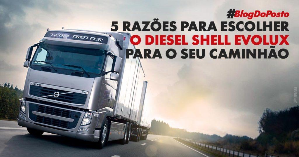 Diesel Shell Evolux