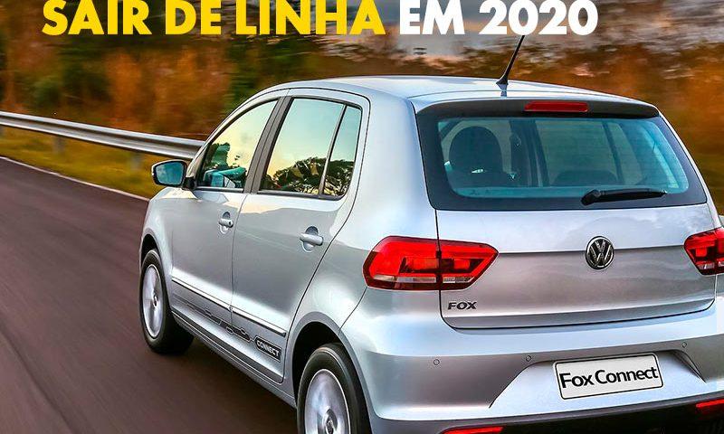 8 Carros Que Vão Sair de Linha em 2020 2