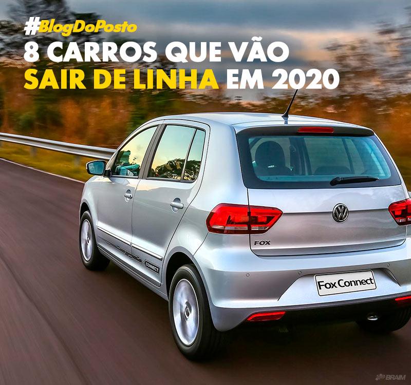 8 Carros Que Vão Sair de Linha em 2020 7
