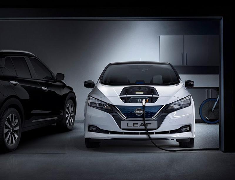 Nissan Leaf - Carregar carro Elétrico no Brasil